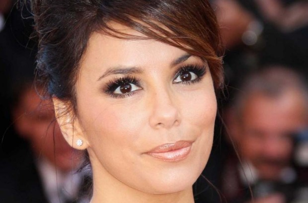 "Actress Eva Longoria of ""Desperate Housewives"" is 41. (Associated Press: Joel Ryan)"