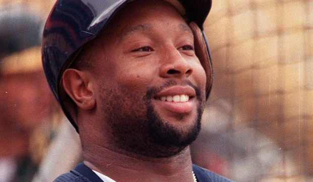 Former Minnesota Twins slugger and Baseball Hall of Famer Kirby Puckett — maybe the state's most beloved athlete — was born on this day in 1960. He died too young, at age 44, of a stroke, in 2006. He's shown in 1988. (Associated Press file photo)