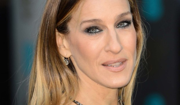 "SJP -- actress Sarah Jessica Parker -- is 51 and fabulous. Her post-""Sex and the City"" life included a role on ""Glee."" (Getty Images: Ian Gavan)"