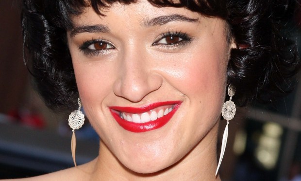 """Actress Keisha Castle-Hughes of """"Whale Rider"""" and """"Star Wars Episode III: Revenge of the Sith"""" is 26. (Getty Images: Jason Merritt)"""