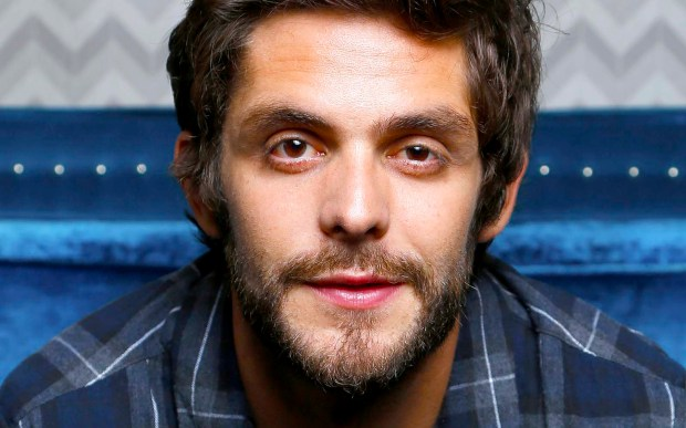 Country singer Thomas Rhett is 26. (Associated Press: Donn Jones)