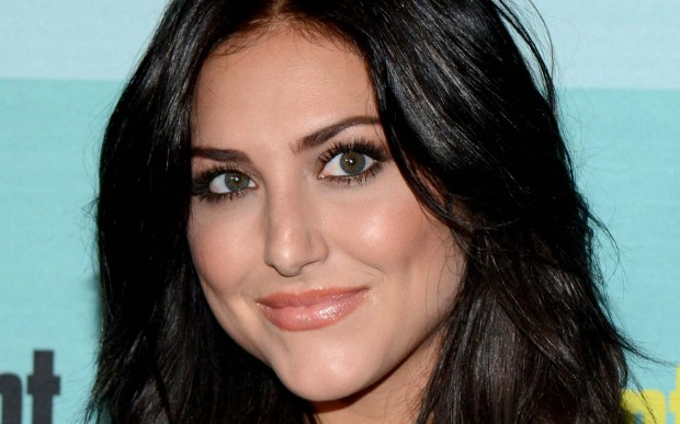 "Actress Cassie Scerbo -- ""Make It or Break It,"" ""Sharknado"" -- is 26. (Associated Press: Tonya Wise)"
