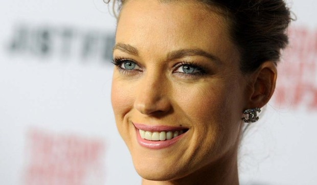 """Actress Natalie Zea of """"Justified"""" is 41. (Getty Images: Kevin Winter)"""