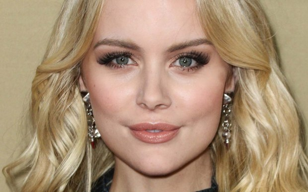 "Swedish actress Helena Mattsson of ""American Horror Story"" is 32. (Associated Press: John Salangsang)"