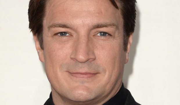 "Actor Nathan Fillion of ""Castle"" and ""Firefly"" (and ""Serenity"") is 45. (Getty Images: Jason Merritt)"