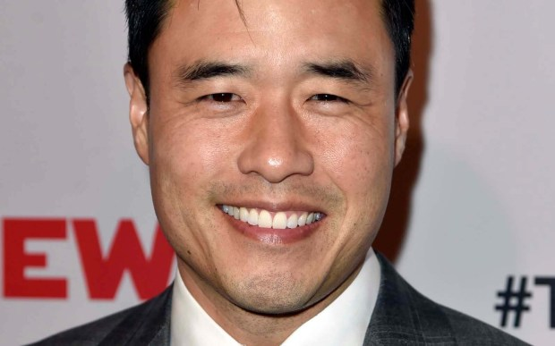 "Actor Randall Park — the Dear Leader, in ""The Interview,"" and now the star of ""Fresh off the Boat"" — is 42. (Getty Images: Frazer Harrison)"