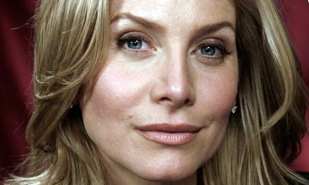 "Actress Elizabeth Mitchell -- ""Lost,"" ""V,"" ""Revolution"" -- is 46. (Associated Press: Jeff Christensen)"