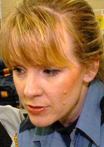 St. Paul Sgt. Heather Weyker, in a 2004 photo