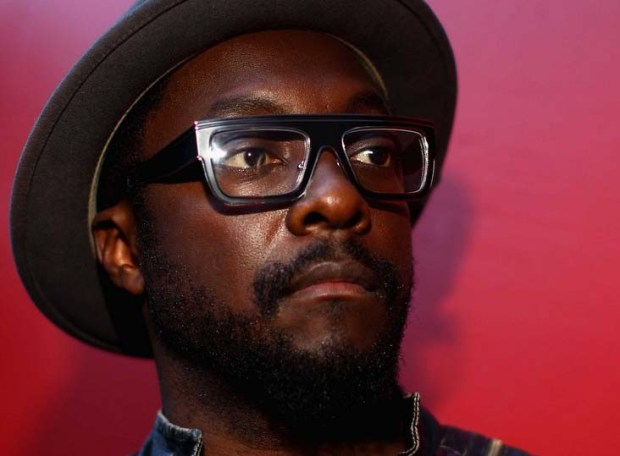 Musician will.i.am of Black Eyed Peas is 41. (Getty Images: Ryan Pierse)