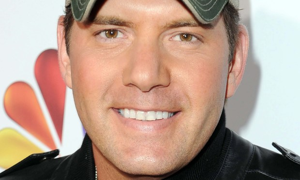 Country singer Rodney Atkins is 47. (Getty Images: Jason Merritt)