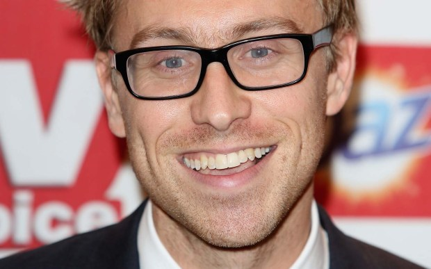 "English comedian Russell Howard of ""Mock the Week"" is 36. (Getty Images: Tim Whitby)"