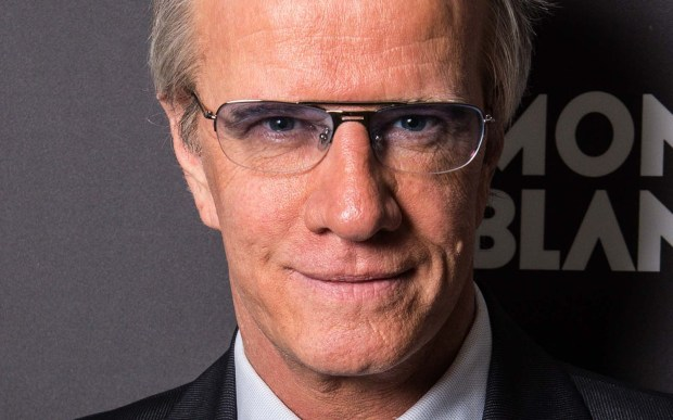 "Actor Christopher Lambert of ""Highlander"" is 59. (Getty Images: Pascal Le Segretain)"