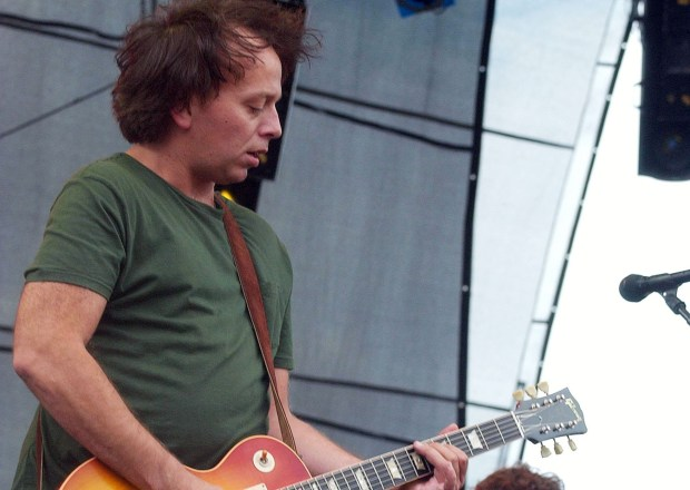Singer and musician Gene Ween, aka Aaron Freeman, of the band Ween is 46. (Getty Images: Matt Archer)