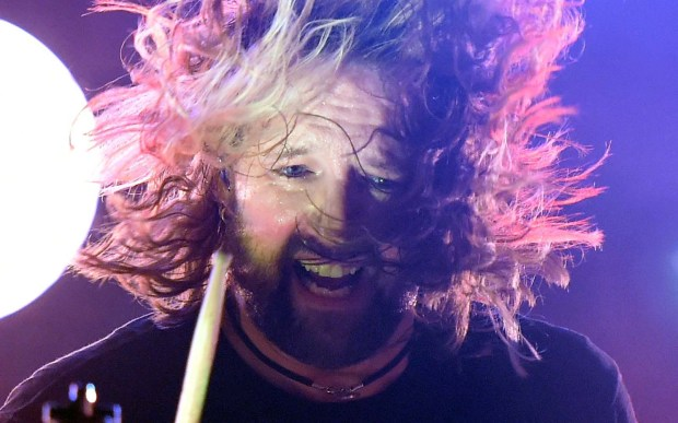 Drummer John Humphrey of The Nixons is 46. (Getty Images: Ethan Miller)