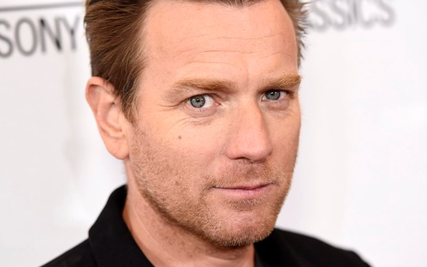 """Actor Ewan McGregor -- the young Obi-Wan Kenobi of the """"Star Wars"""" movies (and of """"Trainspotting"""" and """"Moulin Rouge!"""") is 45. (Associated Press: Chris Pizzello)"""