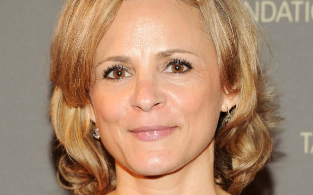 "Comedian Amy Sedaris — ""Strangers with Candy,"" ""Elf"" and many other comic appearances — is 55. (Getty Images: Ben Gabbe)"