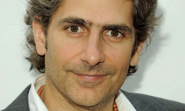 "Actor Michael Imperioli — formerly of ""The Sopranos,"" though he still seems to want to dress like a goombah — is 50. (Getty Images: Jemal Countess)"