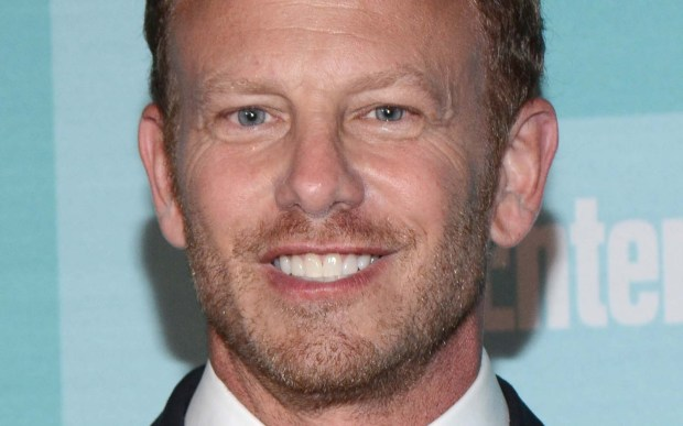 "Actor Ian Ziering of ""Beverly Hills 90210"" is 52. (Associated Press: Tonya Wise)"