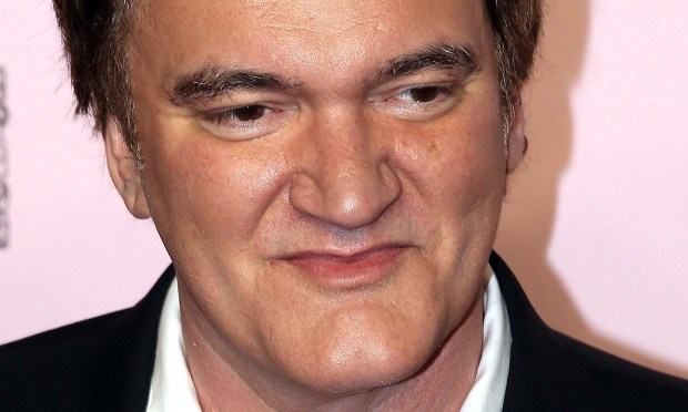 """Director Quentin Tarantino -- """"Django Unchained,"""" """"Pulp Fiction,"""" """"Kill Bill,"""" """"Reservoir Dogs"""" -- is 53. (Getty Images: Marc Piasecki)"""