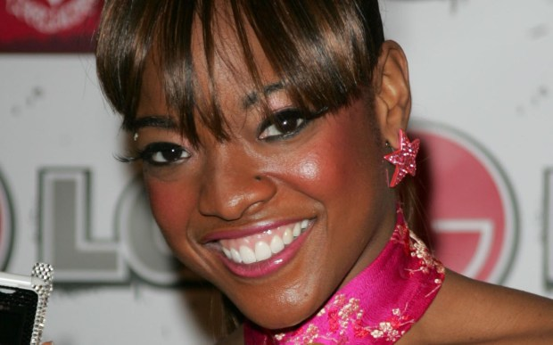 """R&B singer Tamar Davis -- best known for co-writing the Grammy-nominated duet """"Beautiful, Loved, and Blessed"""" with Prince -- is 36. (Associated Press: Branimir Kvartuc)"""