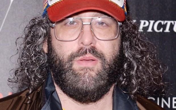 "Actor Judah Friedlander of ""30 Rock"" is 47. (Getty Images: Andrew H. Walker)"