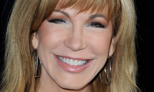 TV personality Leeza Gibbons is 59. (Getty Images: Kevin Winter)