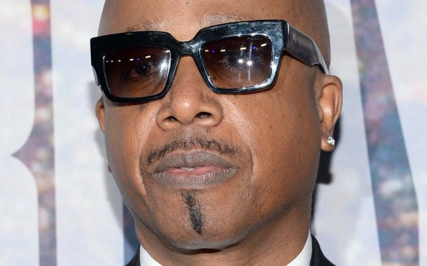 Rapper MC Hammer is 53. (Associated Press: Evan Agostini)