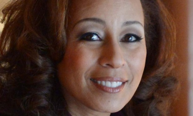 "Actress Tamara Tunie of ""Law & Order: Special Victims Unit"" and ""The Red Road"" is 57. (Getty Images: Rick Diamond)"