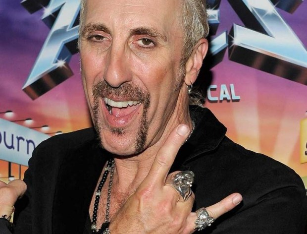 Singer Dee Snider of Twisted Sister is 61. (Getty Images: Jemal Countess)