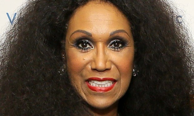 She's so excited. The Pointer Sisters' Ruth Pointer is 70. (Getty Images: Mike Windle)