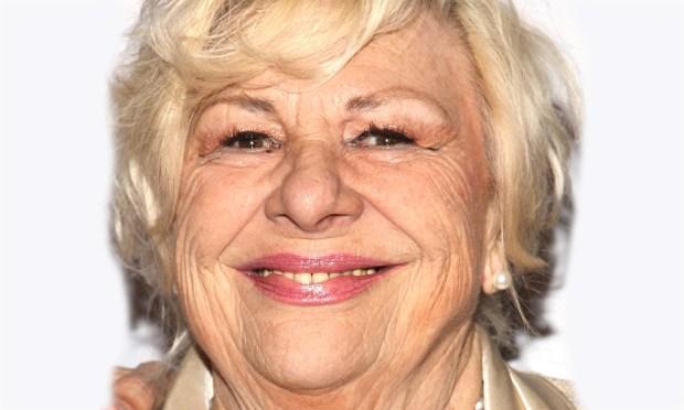 "Actress Renee Taylor of ""The Nanny"" is 83. (Associated Press: Paul A. Hebert)"