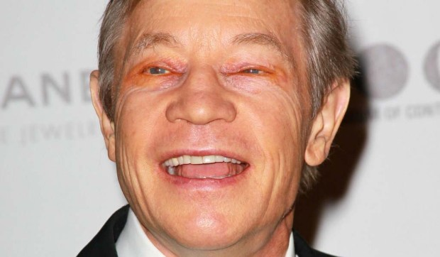 "Actor Michael York of ""Cabaret,"" ""Logan's Run"" and the ""Austin Powers"" movies is 74. (Getty Images: David Livingston)"