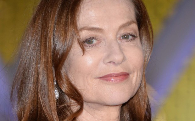 Actress Isabelle Huppert is 63. (Getty Images: Dominique Charriau)