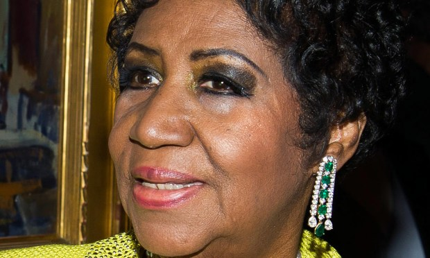 Queen of Soul Aretha Franklin is 74. (Associated Press: Charles Sykes)