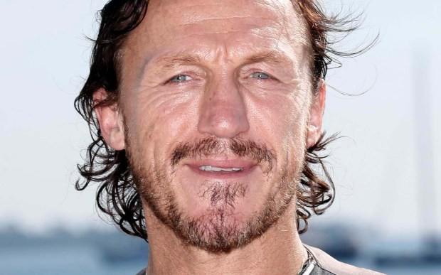 """Actor Jerome Flynn of """"Game of Thrones"""" is 53. (GettyImages: Valery Hache)"""