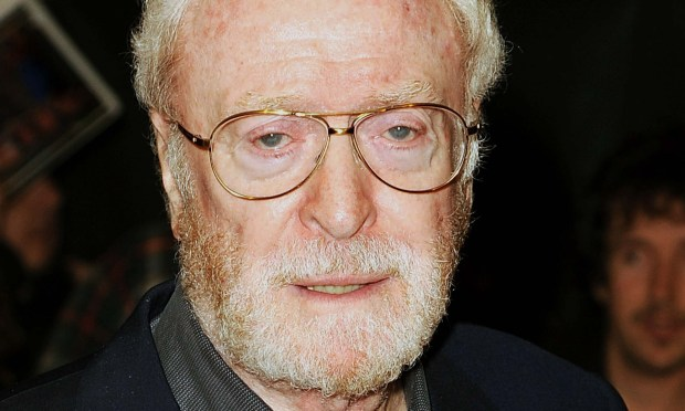 "Actor Michael Caine -- ""Batman,"" ""Educating Rita,"" ""Blame It on Rio"" -- is 83. (Getty Images: Eamonn M. McCormack)"