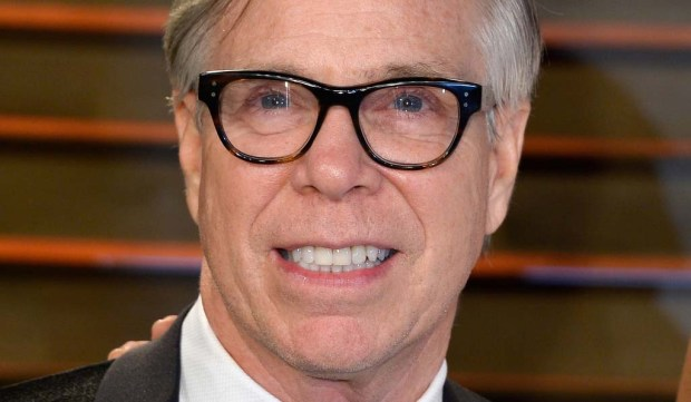 Fashion designer Tommy Hilfiger is 65. (Getty Images: Pascal Le Segretain)