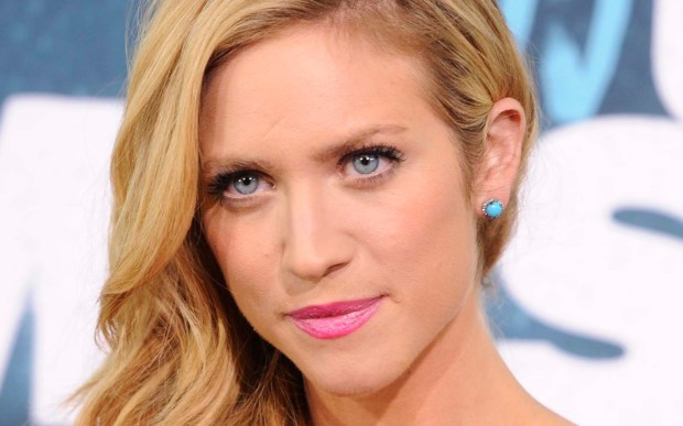 """Actress Brittany Snow of """"Pitch Perfect"""" is 30. (Associated Press: Sanford Myers)"""