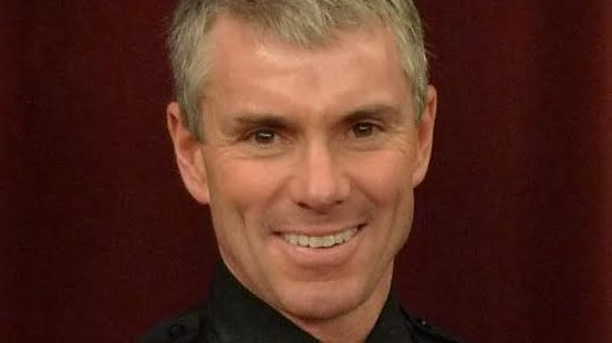 Burnsville Police Chief Eric Gieseke (Courtesy photo)