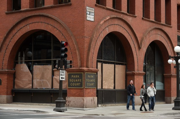 The Handsome Hog opened March 21 along Lowertown's Sixth Street. (Pioneer Press: Scott Takushi)