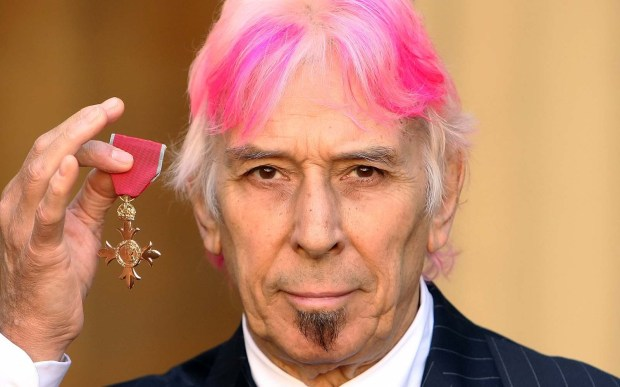 Welsh musician John Cale, a co-founder of the Velvet Underground, is 74. (Getty Images: Dominic Lipinski)