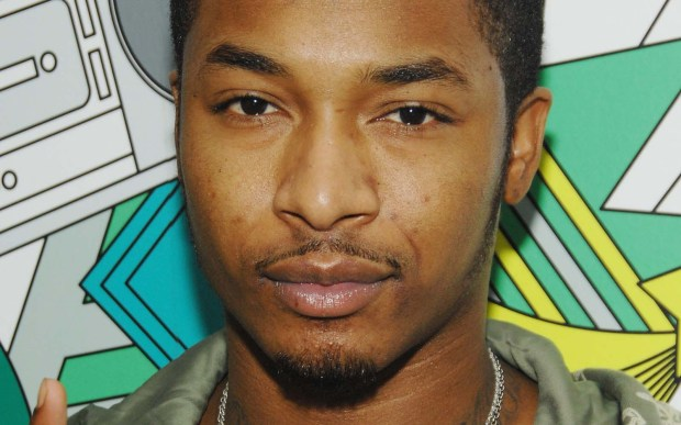 Rapper Chingy is 36. (Associated Press: Evan Agostini)