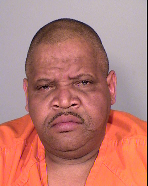 The Ramsey County attorney's office charged Wendell Cameron Jackson, DOB 2/1/64, of St. Paul, on March 14, 2016, with second-degree assault, possession of a firearm by an ineligible person and dangerous discharge of a firearm. He was arrested March 12, 2016. (Courtesy Ramsey County sheriff's office)