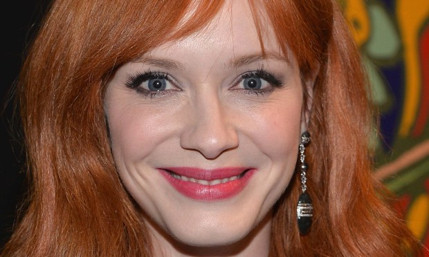 "Actress Christina Hendricks -- Joan on ""Mad Men"" -- is 41. (Getty Images: Alberto E. Rodriguez)"