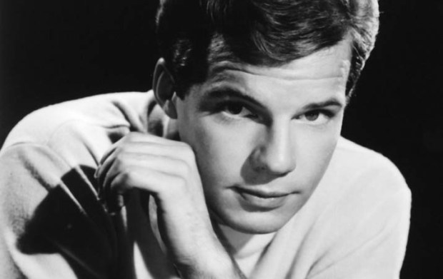 Here's a promo shot of Bobby Vee — Robert Velline — in the early 1960s. (Promo photo from Pioneer Press archive)