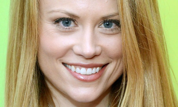 "Actor Claire Coffee of ""Grimm"" is 36. (Getty Images: Jason Kempin)"