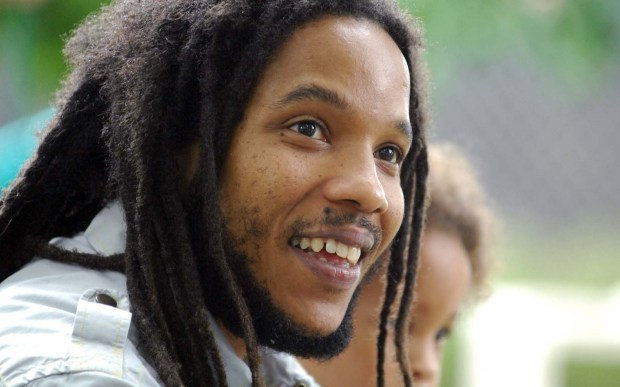 Grammy Award-winning reggae musician Stephen Marley -- one of Bob Marley's sons -- is 44. He is a member of Ziggy Marley & The Melody Makers. (Getty Images: Jeff Gentner)