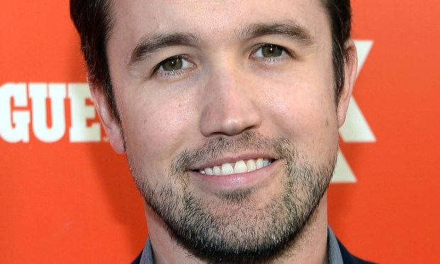 "Writer/Director/Actor Rob McElhenney -- a writer and actor on FXX Network's ""It's Always Sunny In Philadelphia"" -- is 39. (Getty Images: Michael Buckner)"