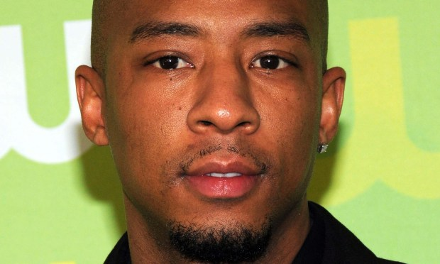 "Actor Antwon Tanner of ""One Tree Hill"" is 40. (Getty Images: Bryan Bedder)"