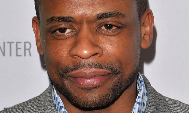 Actor Dule Hill is 41. (Getty Images: Andrew H. Walker)